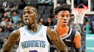 Memphis Grizzlies vs Charlotte Hornets - Full  Highlights | November 13, 2019 | 2019-20 NBA Season
