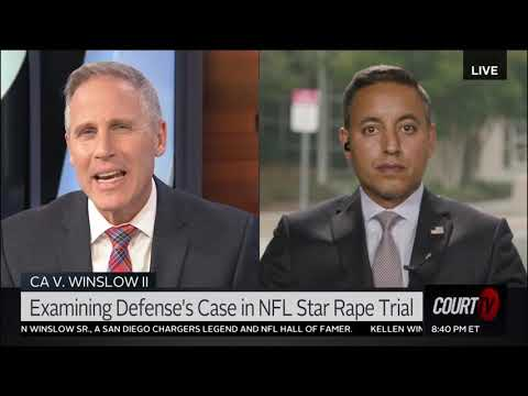 San Diego attorney Vikas Bajaj discusses the Kellen Winslow Jr  case Pt 2