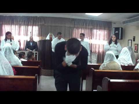 Ministerio Nehemias ; Pantomima ' Suelta lO qe es miO ' !