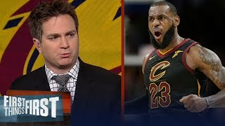 Is LeBron James taken for granted? | FIRST THINGS FIRST