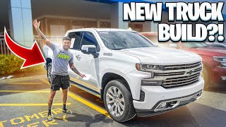 BUYING A NEW 2020 CHEVY DURAMAX TO BUILD LIKE LIFE WITH COREY ?!   BRAAP VLOGS