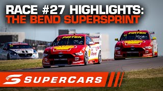 Highlights: Race #27 - The Bend SuperSprint | Supercars 2020