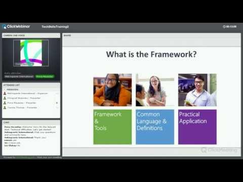 Webinar # 2- Understanding The Technology Skills Training Landscape