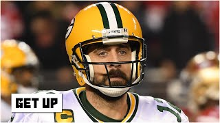 What does Aaron Rodgers' future look like with the Packers? | Get Up