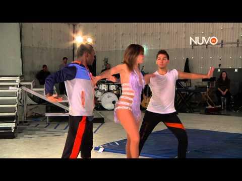 J.Lo Shows Her Amazing Dance Skills