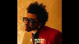 The Weeknd-Blinding Lights - Single 1 hour Loop