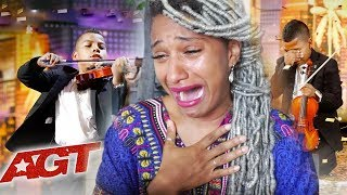 Tyler Butler AGT MADE ME UGLY CRY!