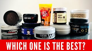 10 Hair Styling Products in India Ranked from Worst to Best