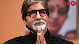 Amitabh Bachchan APOLOGIZES publicly for THIS reason..