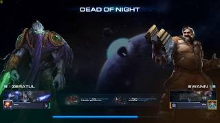 Starcraft 2 - Coop - Dead of Night - Brutal - Zeratul