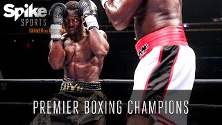 Tarver vs. Cunningham Highlights - Premier Boxing Champions