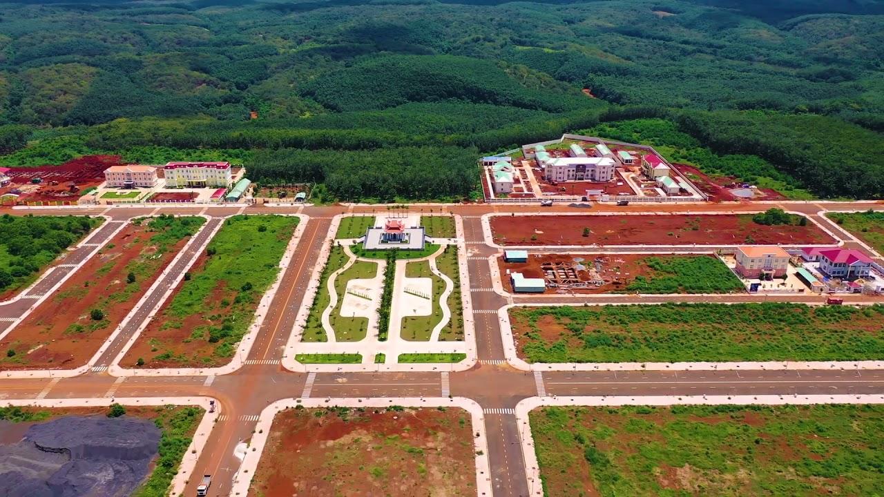 Bán đất thổ cư mặt tiền kinh doanh ĐT741 - ngay trung tâm hành chính mới lớn nhất Bình Phước video