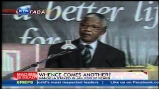 Nelson Mandela's memorable speeches