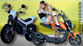 5 MOST INNOVATIVE ELECTRIC MOTORBIKES 2021
