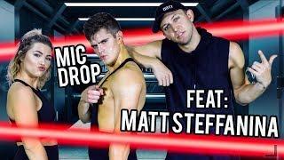 MIC Drop - BTS   Caleb Marshall x Matt Steffanina   Dance Workout
