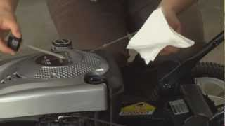 Briggs & Stratton: Straight Talk on the Importance of Engine Oil Part 1