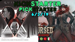 Escape the Dark Sector | Kickstarter Pickstarter 6/3/19