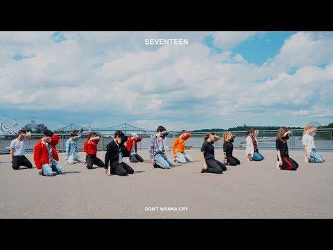 [EAST2WEST] SEVENTEEN(세븐틴) - 울고 싶지 않아(Don't Wanna Cry) Dance Cover