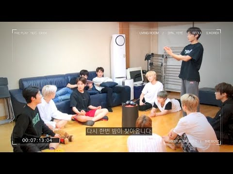 [덥:플레이(THE PLAY)] THE BOYZ House SP EP.4 - LIVING ROOM