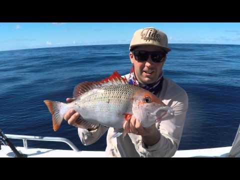 Fraser offshore fishing