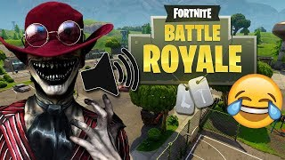 CREEPY Voice Trolling Fortnite - Funny Voice Trolling Reactions (Hilarious Reactions)