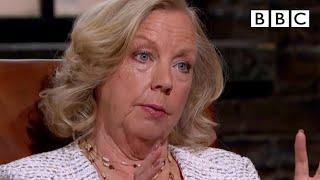 Deborah takes down Tej and Touker - Dragons' Den: Series 15 Episode 7 - BBC Two