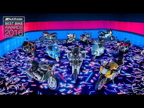 2016 Best Bike Awards - Honda Africa Twin crowned Auto Trader Bike of the Year
