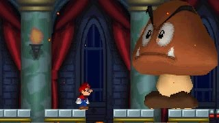 New Super Mario Bros DS - All Castle Bosses
