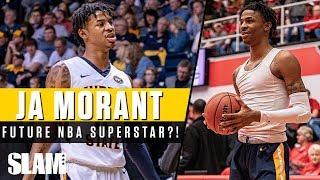 Is JA MORANT the NEXT MID-MAJOR SUPERSTAR?! 🤯 Pre-NBA Draft Highlights!