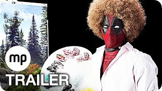 Deadpool 2 Trailer German Deutsc HD