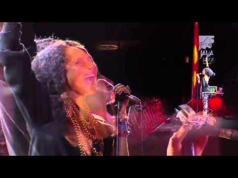 Erykah Badu - Live at Java Jazz Festival (2012)