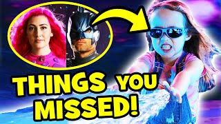 27 EPIC Sharkboy & Lavagirl Easter Eggs In WE CAN BE HEROES! 🦸‍♂️🦸‍♀️