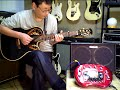 Jingle Bells solo guitar cover  Ovation 1768 ELITE + AC-60 + POD X3  with ZOOM Q3.