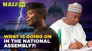 Nigeria Latest News: Why Yemi Osinbajo Terminated The Appointment Of Lawal Daura | Legit TV