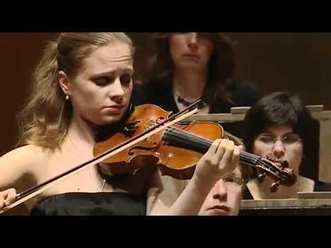 Julia Fischer - Mendelssohn Violin Concerto in E Minor - 1ºmov