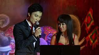 Duet Khánh Hà & Huỳnh Phi Tiễn - Miss Vietnam California - Hoa Hậu Áo Dài 2017 show