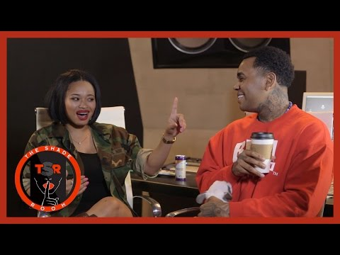 #StepIntoTheShadeRoom : Kevin Gates Opens Up About His Wedding, Religion, Sex, & More!