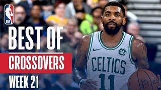 NBA's Best Crossovers | Week 21