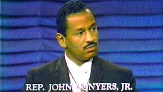 67 riots interview with Rep. John Conyers, Jr.