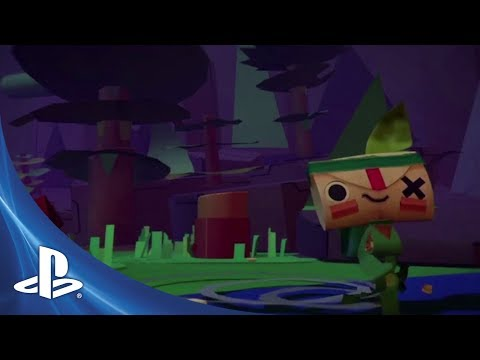 Tearaway™ | PS Vita Trailer