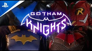 Gotham knights :  bande-annonce VF