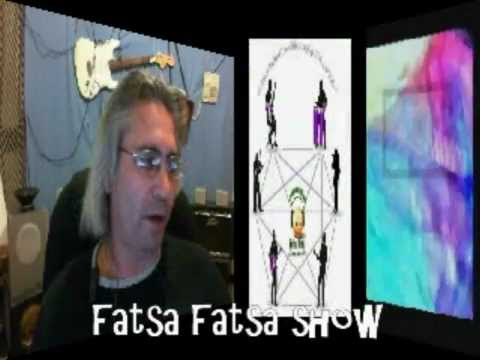 Merlin Beats on Fatsa Fatsa Show hosted By Kim Nicolaou - Tonite I Wanna Get Freaky