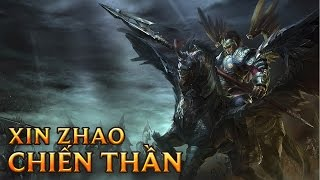 Xin Zhao Chiến Thần - Winged Hussar Xin Zhao - Skins lol