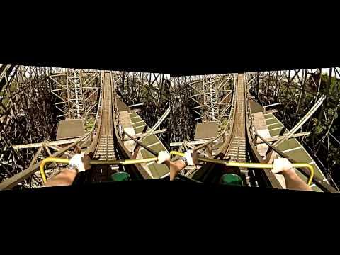 BeMe Cam: Linnanmäki Roller Coaster - Oculus Rift edition