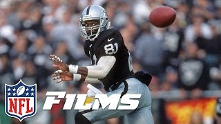 #5 Tim Brown | Top 10 Raiders All Time | NFL Films