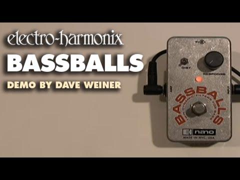 Electro Harmonix Nano Bass Balls