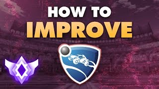 How to Improve at Rocket League -- Tips from a 4 x Grand Champ