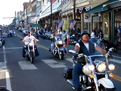 Virginia City Nevada Motorcycle Ride - Hangin in VC.mp4