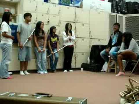Waipahu High School Band Waipahu High School Band Room