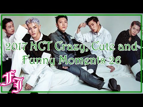 2017 NCT Crazy, Cute and Funny Moments 26